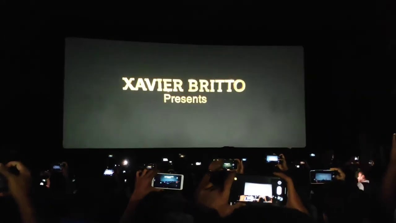 Master Movie Theatre Celebration ...