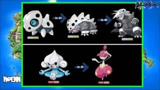 Como Evolucionar Los Pokemon De La Region HOENN | ADMX