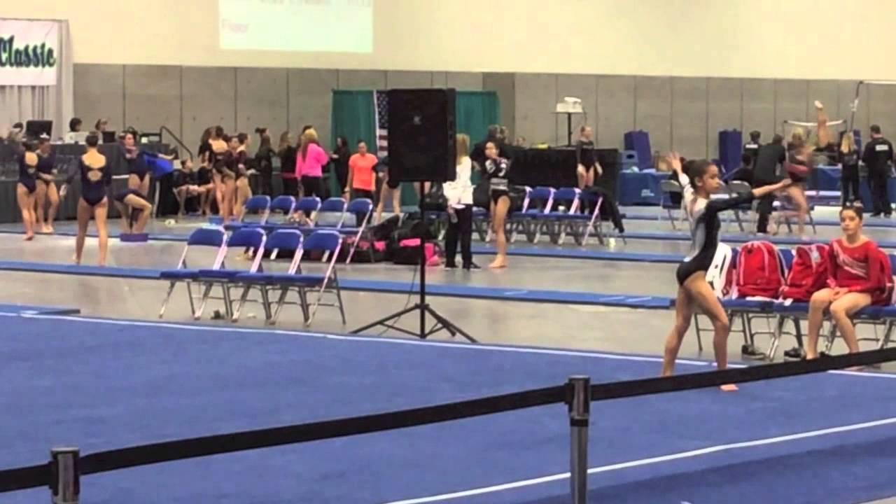 Winwin gymnastics - Faith Pullen Level 9 Gymnastics