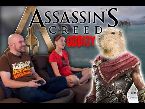 Assassin's Creed: Oddity (Video Games Awesome Highlight) |