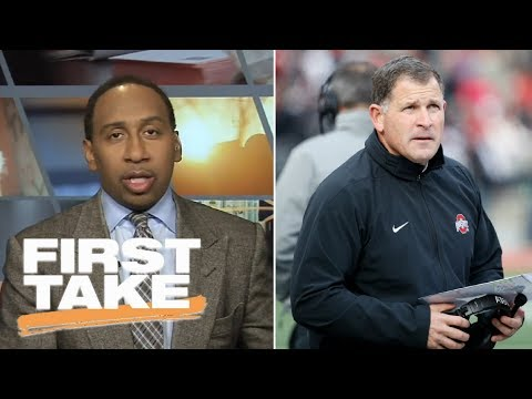 Stephen A. Smith: Greg Schiano is being