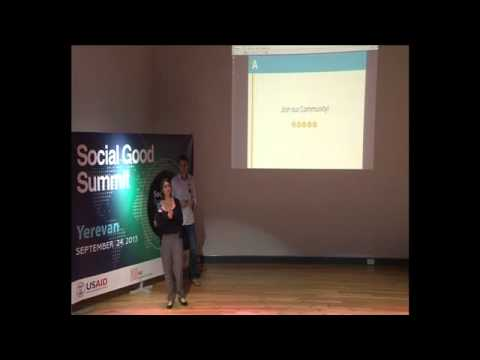 Social Good Summit Yerevan 2013 (original audio)
