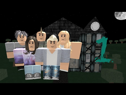 ROBLOX HORROR SERIES - HAUNTED HOUSE - EP 1