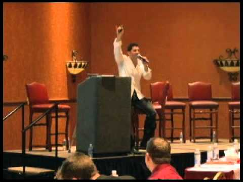 """Coach JC"" Speaks at the ManUp Entrepreneurship Conference - Tulsa Videographers"