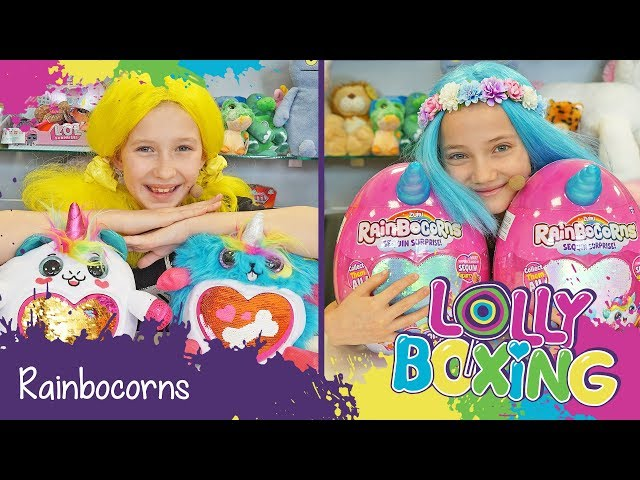 Lollyboxing 19 - Rainbocorns