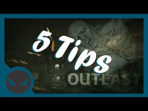 5 Tips Para Sobrevivir En OUTLAST