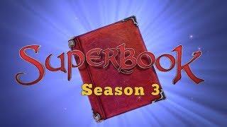Trailer Superbook Season 3 - Superbook Indonesia