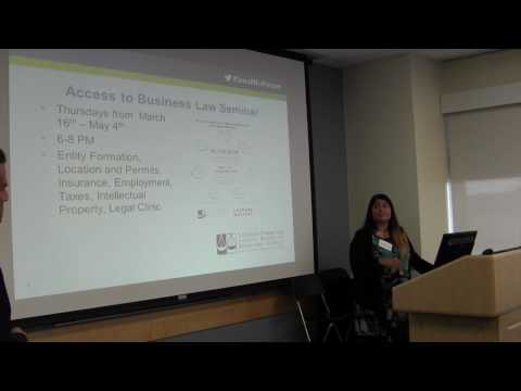 Small Business Accelerator Forum - East Boston - Ensuring The Health Of Your Small Business