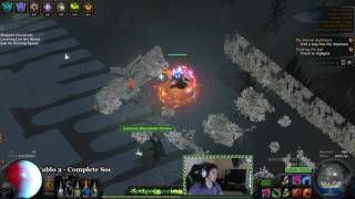 Path of Exile Legacy HC | 2.6 - Crit Arc Mines Feel SO GOOD
