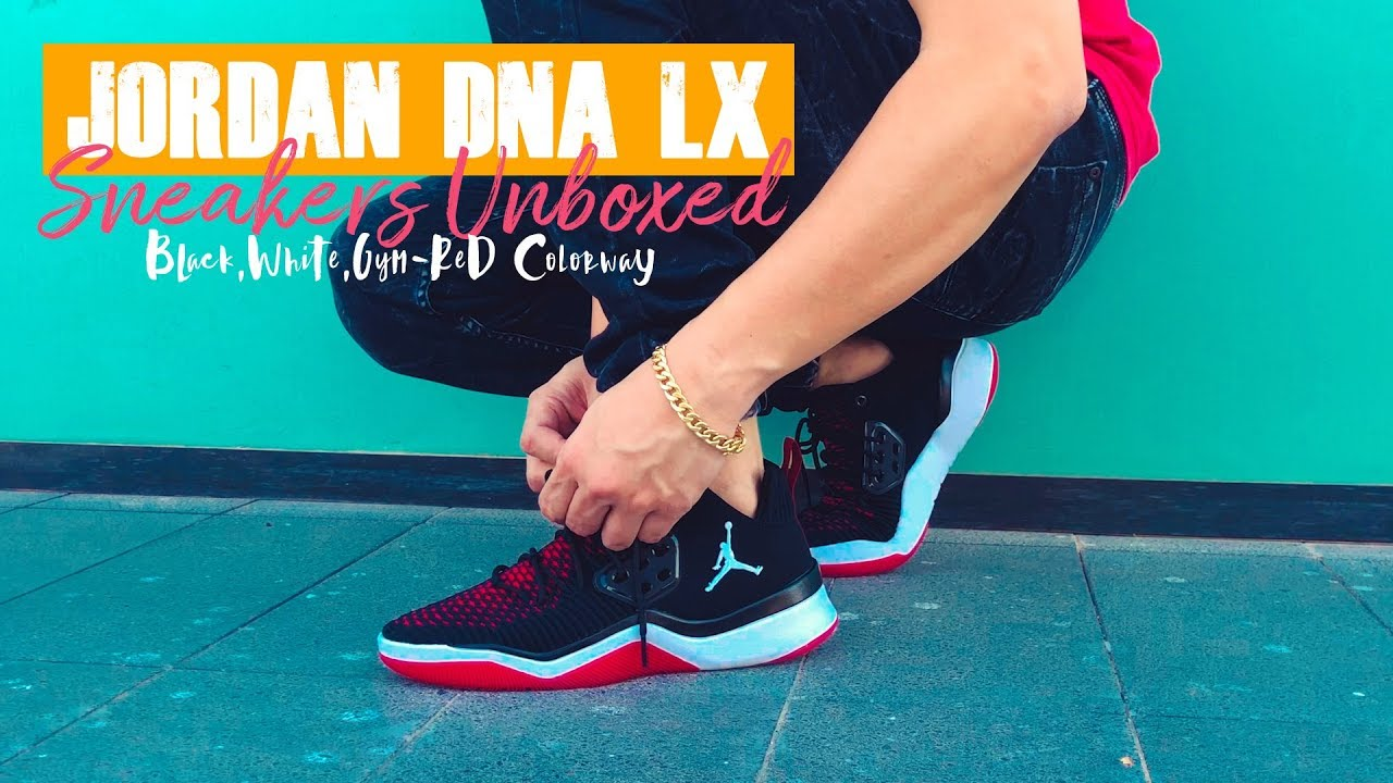 brand new bc435 29866 JORDAN DNA LX - Unboxing, On-foot Review (plus Trivia on M.J.'s early years)