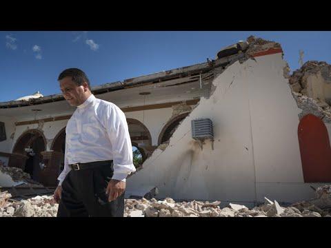 Puerto Rico Earthquakes Set Hurricane Recovery Back as Trump Denies Aid
