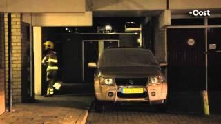 Dode bij woningbrand in Zwolle
