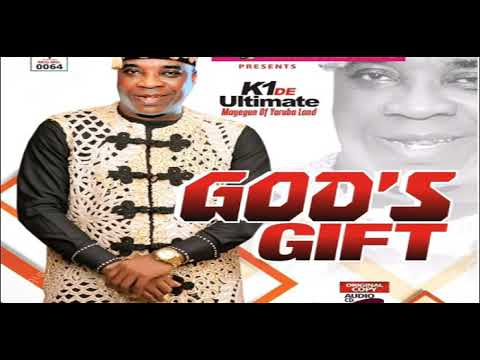 Download GOD GIFT' K1 Wasiu Ayinde Marshal 2020 latest Fuji music