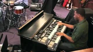 Cory Henry- Organ improv 1