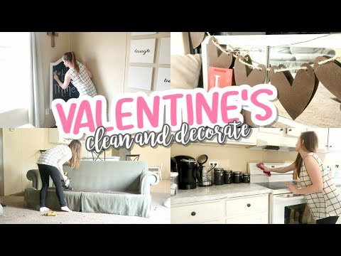 💕valentines-clean-&-decorate-|-clean-&-decorate-with-me-2019