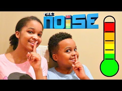 Download Youtube: THE NOISE-O-METER vs Shasha And Shiloh - Onyx Kids
