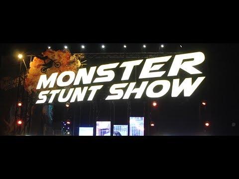 Monster Stunt Show Full : Global Village 2017-18