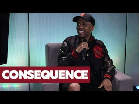 Consequence On A Tribe Called Quest's Legacy + Declares Son Caden The Next Big Thing!