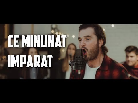 Ce minunat Împărat by Ionut Pop ; O what a glorious night - Sidewalk Prophets cover