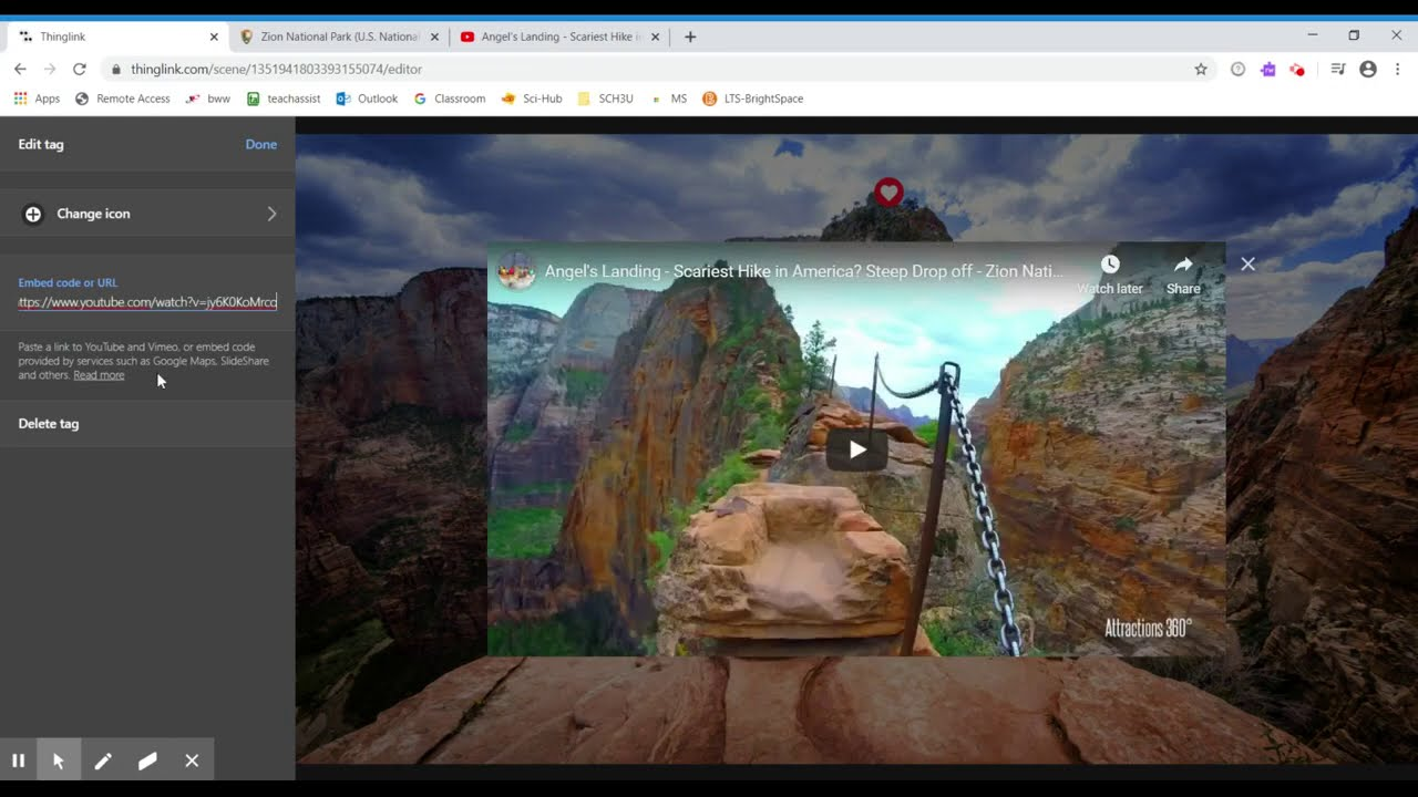 Digital Escape Rooms With Thinglink Google Forms 5 Steps With Pictures Instructables