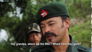 """Ningam Mak Ge"" Rongmei Naga Film.Disc-1 fourth scene"