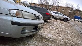 Nissan Almera Ниссан Альмера Обзор тест-драйв