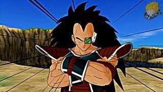 Dragon Ball Raging Blast - Story Mode -  | Saiyan Saga | (Part 1) 【HD】