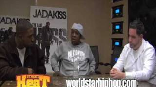 "Jadakiss Interview With StreetHeat: ""You Aint Gonna See Me In No Tight Pants Or Piercings"""
