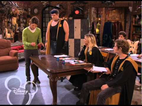 Wizards of Waverly Place - Journey to the Centre of Mason
