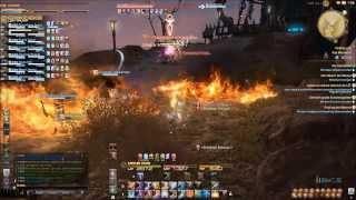 Final Fantasy XIV A Realm Reborn - MMOGA Gameplay Test [2]