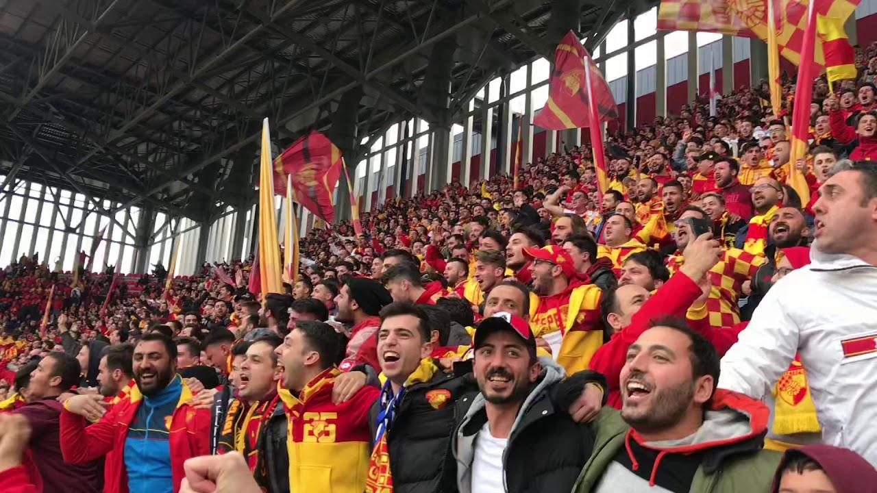 Göztepe'miz 2-1 Beşiktaş Günün Özeti Bölüm1