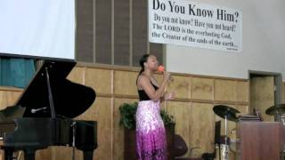 34 I Believe 34 Written And Performed By Shelea Frazier Kyle
