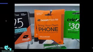 Bring Your Own Phone Sim Kit Boost Mobile