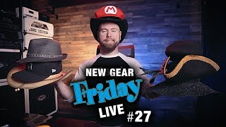 ROASTING Your Songs LIVE! New Gear Friday #27