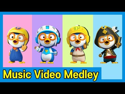 [Pororo The Movie] Music Video Medley~♪