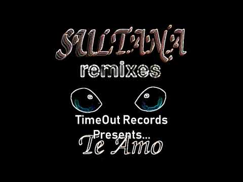 Sultana - Te Amo (Remix) [Madgipsy Mix] @ ITALODANCE 1994 ITALIAN ZONE, EURO HOUSE EURODANCE CLASSIC