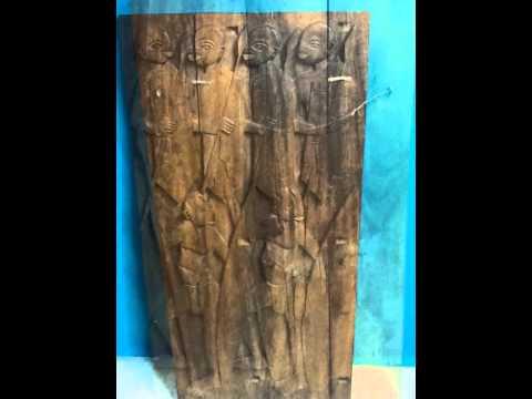Lavan Galleries African Masterpieces Dogon Panels