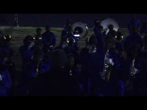 Love and War - McKinley High Band (2016) | BR Downtown Christmas Parade