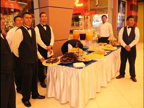 Servicio de Catering por Banquetes Home Food