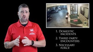 Bystanders Watch Domestic Incident Turn Ugly | Active Self Protection