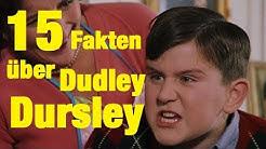 15 FAKTEN über Dudley DURSLEY