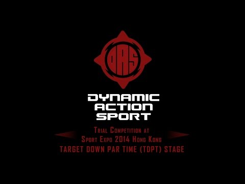DAS Trial Competition at Sport EXPO 2014 Hong Kong - TDPT Stage