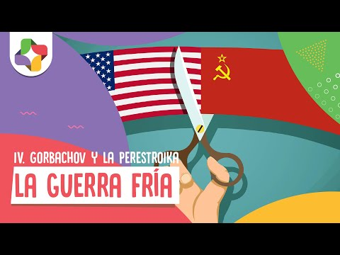 Guerra Fría: Gorbachov. Perestroika y Glasnost - Historia - Educatina