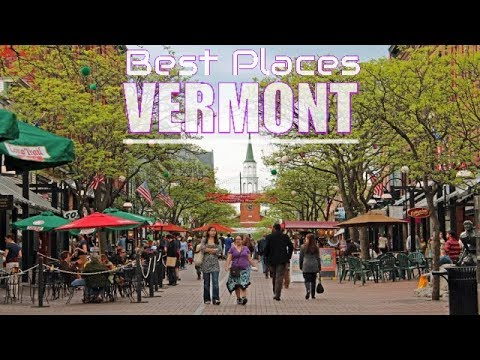Top 10 Best Places To Visit In Vermont
