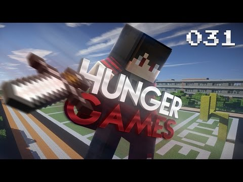 Minecraft Hunger Games [MCSG] - Game 31: Solo