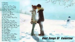 The Best Songs Of Valentine Day  Top 40 Greatest Love Songs Low