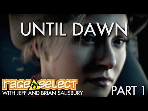 Sequential Saturday - Brian and Jeff play Until Dawn - Part 1
