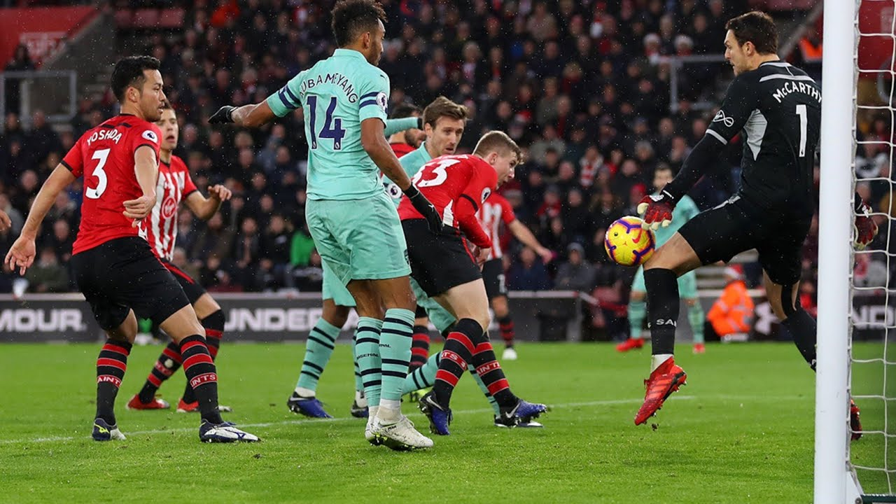 Download Southampton vs Arsenal 0 2 / All goals and highlights / 21.06.2020 / EPL 19/20 / England Premier