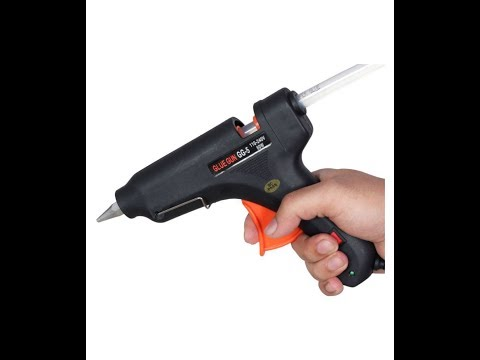 How To Use A Hot Glue Gun (Full Tutorial)