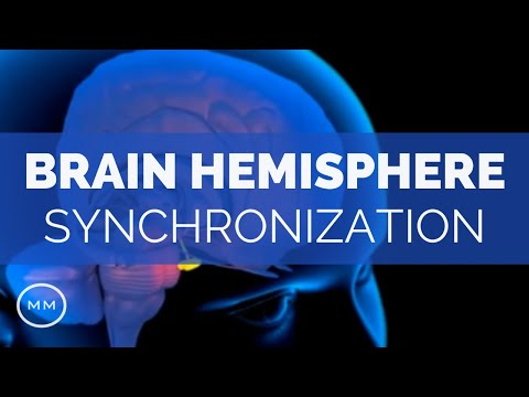 Brain Hemisphere Synchronization - Activate The Entire Brain